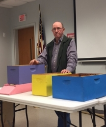Ashe County Beekeeping Association (ACBA) April 12, 2018